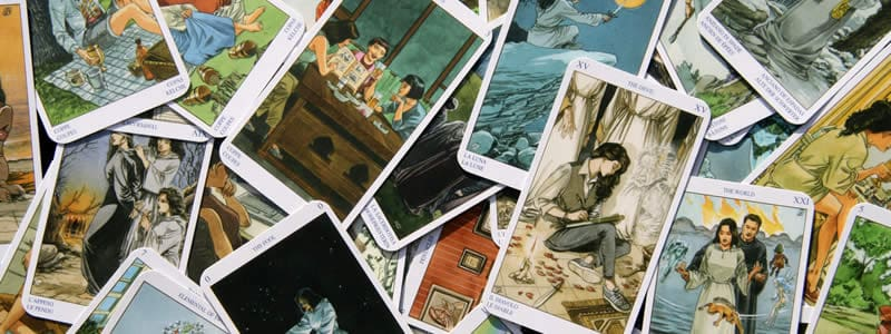 Tarot Madame Lenormand